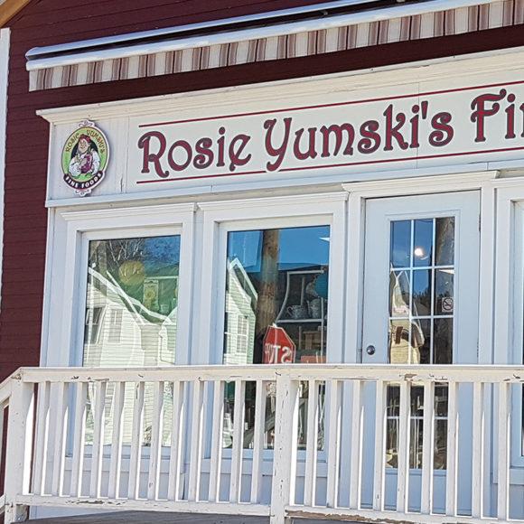 Rosie Yumski's