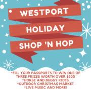 Westport Holiday Shop 'N Hop