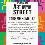 Art on the Street – Winning Ticket Draw