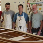 2019 Canoe Building Classes with Ted Moores