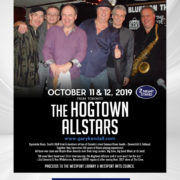 Blues on the Rideau with The Hogtown Allstars