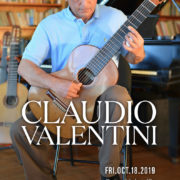 Live Music with Claudio Valentini
