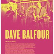 Live Music with Dave Balfour