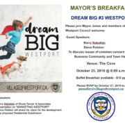 Mayor's Breakfast: Dream Big #3
