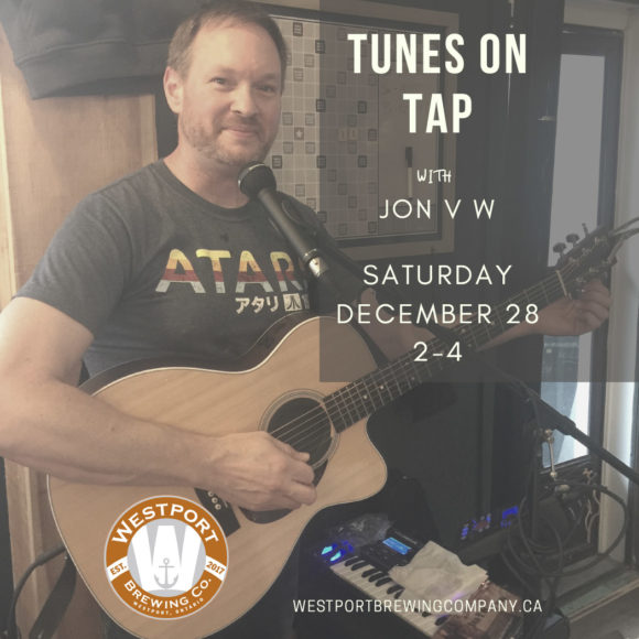 Tunes on Tap with Jon VW