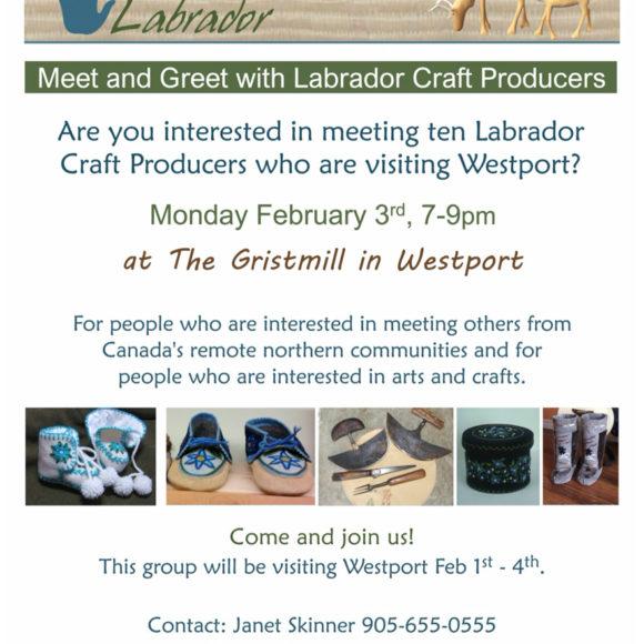Craft Labrador Meet and Greet