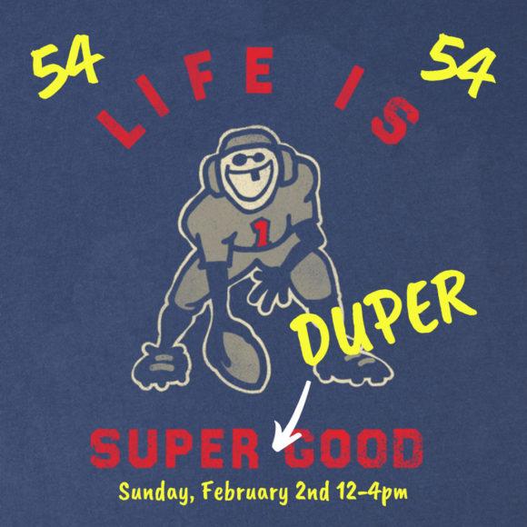 Annual Super Duper Sale