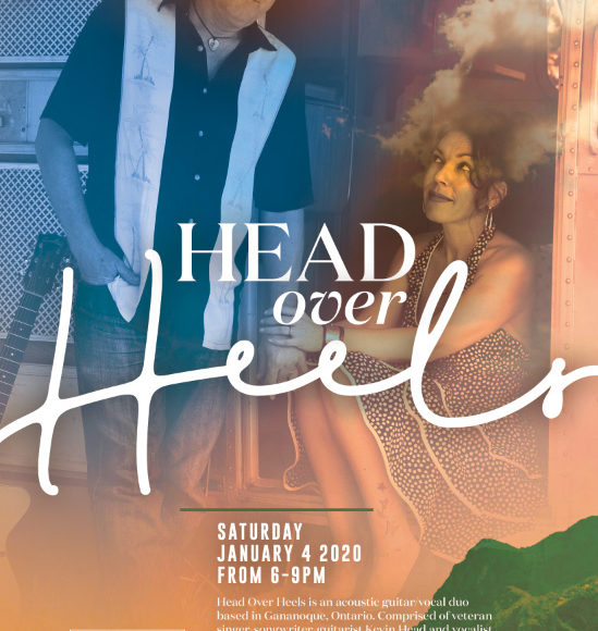 Live Music with Head Over Heels