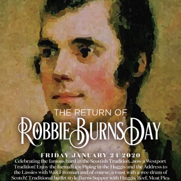Robbie Burns Day with Turpin's Trail