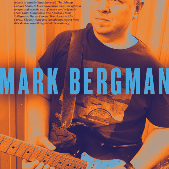 Live Music with Mark Bergman