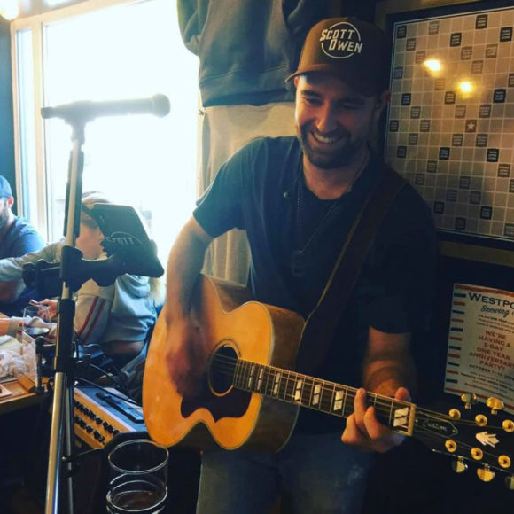 Tunes on Tap with Scott Owen