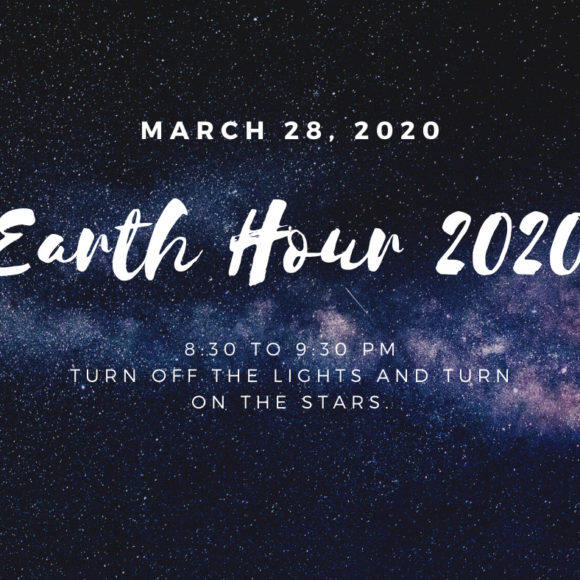 Lights Out For Earth Hour 2020