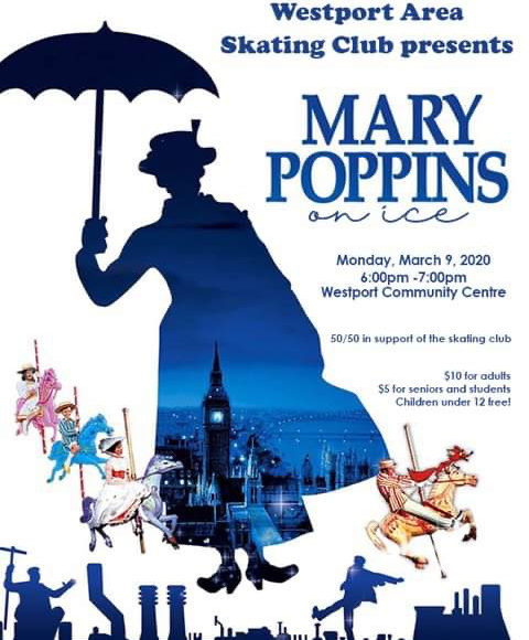 Mary Poppins 2020 Ice Show