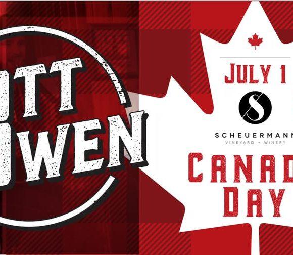 Scheuermann's Canada Day with Scott Owen