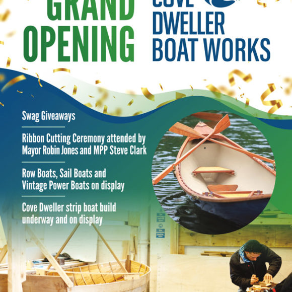Cove Dweller Grand Opening