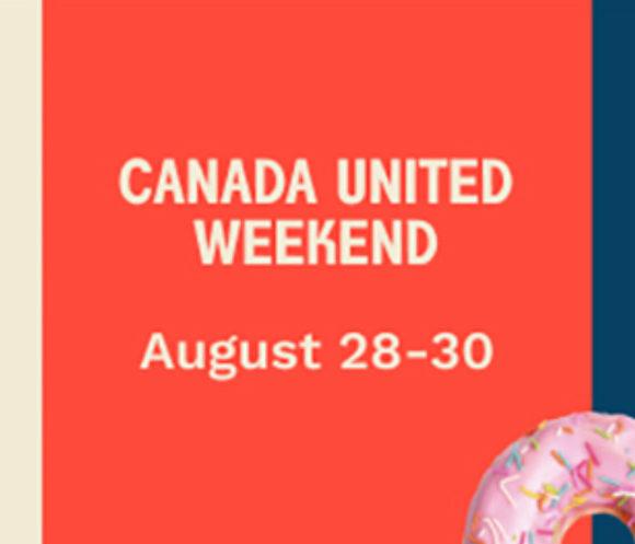 Canada United Weekend