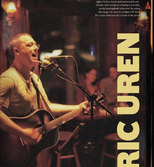 Live Music with Eric Uren