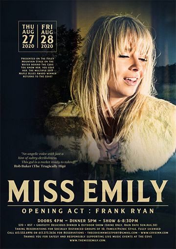 Live Music with Miss Emily