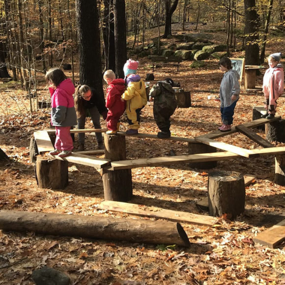 Forest School Family Drop In Program