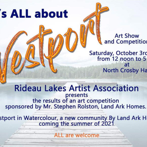 It's ALL about Westport Art Show & Competition