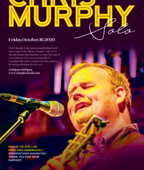 Live Music with Chris Murphy