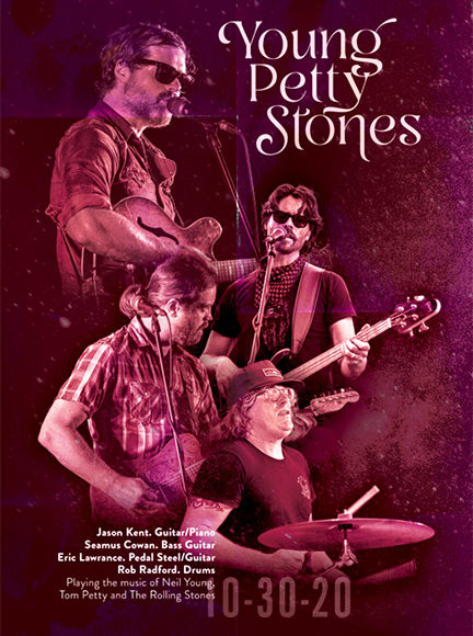 Live Music with Young Petty Stones