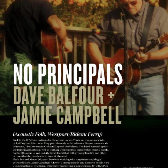 No Principals feat. Dave Balfour & Jamie Campbell