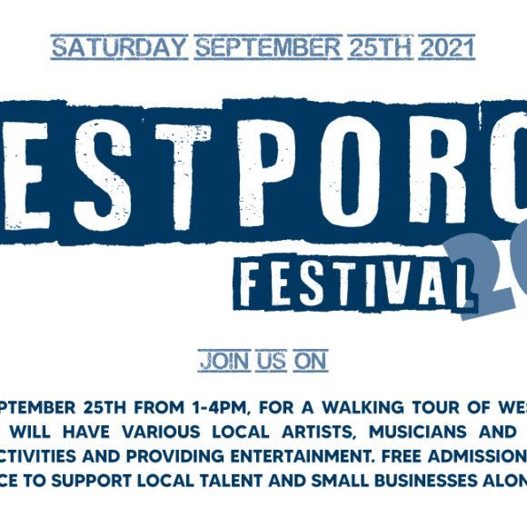 1st Annual Westporch Festival
