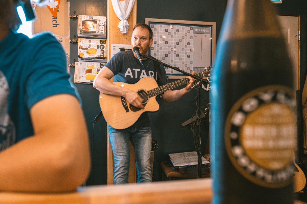 Event Recap: Live Music with Jon VW