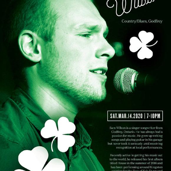 Live Music with Sam Wilson