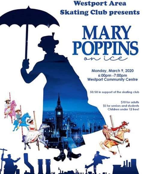 Mary Poppins 2020 Ice Show