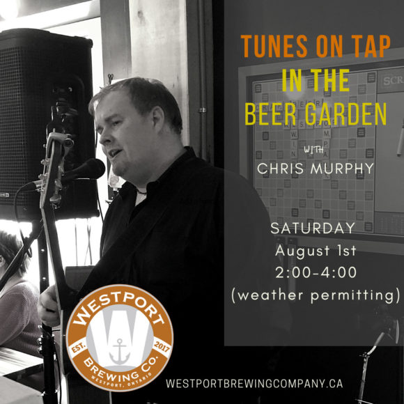 Tunes on Tap with Chris Murphy