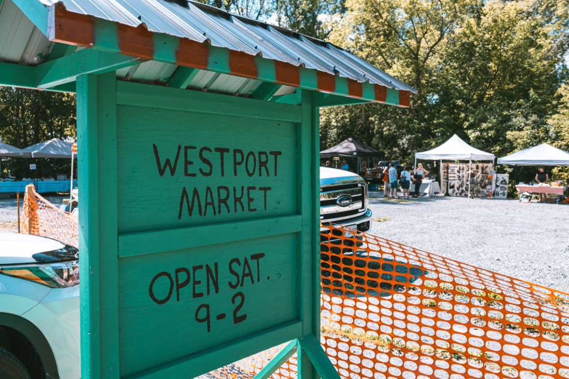 Have You Been to the Westport Market?