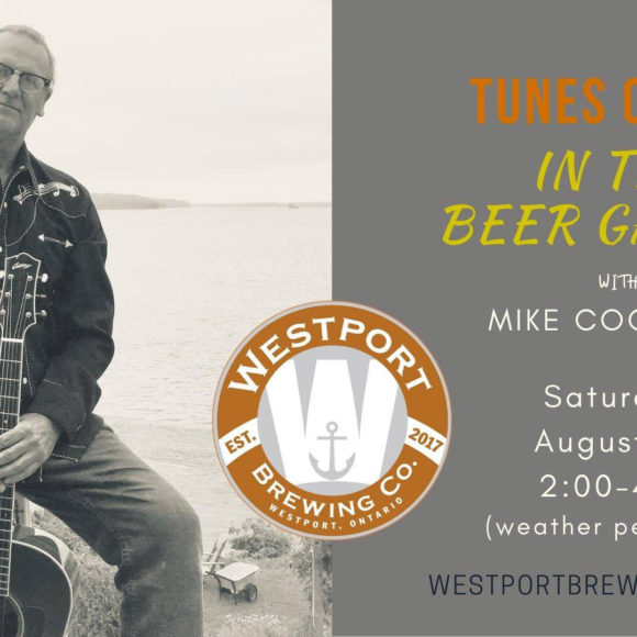 Tunes on Tap with Mike Cochrane