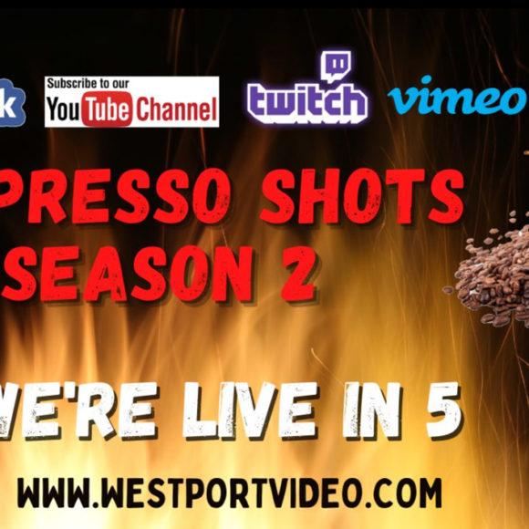 Espresso Shots Live – Season 2