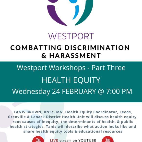 Westport Workshops – Part Three