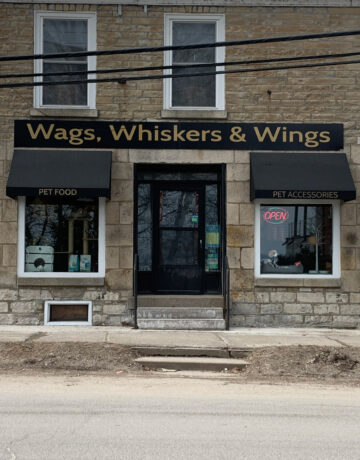 Wags, Whiskers & Wings Pet Supplies