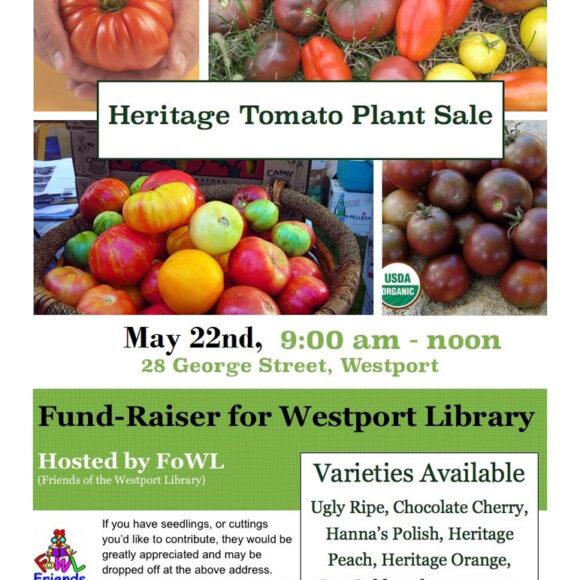 Heritage Tomato Plant Sale